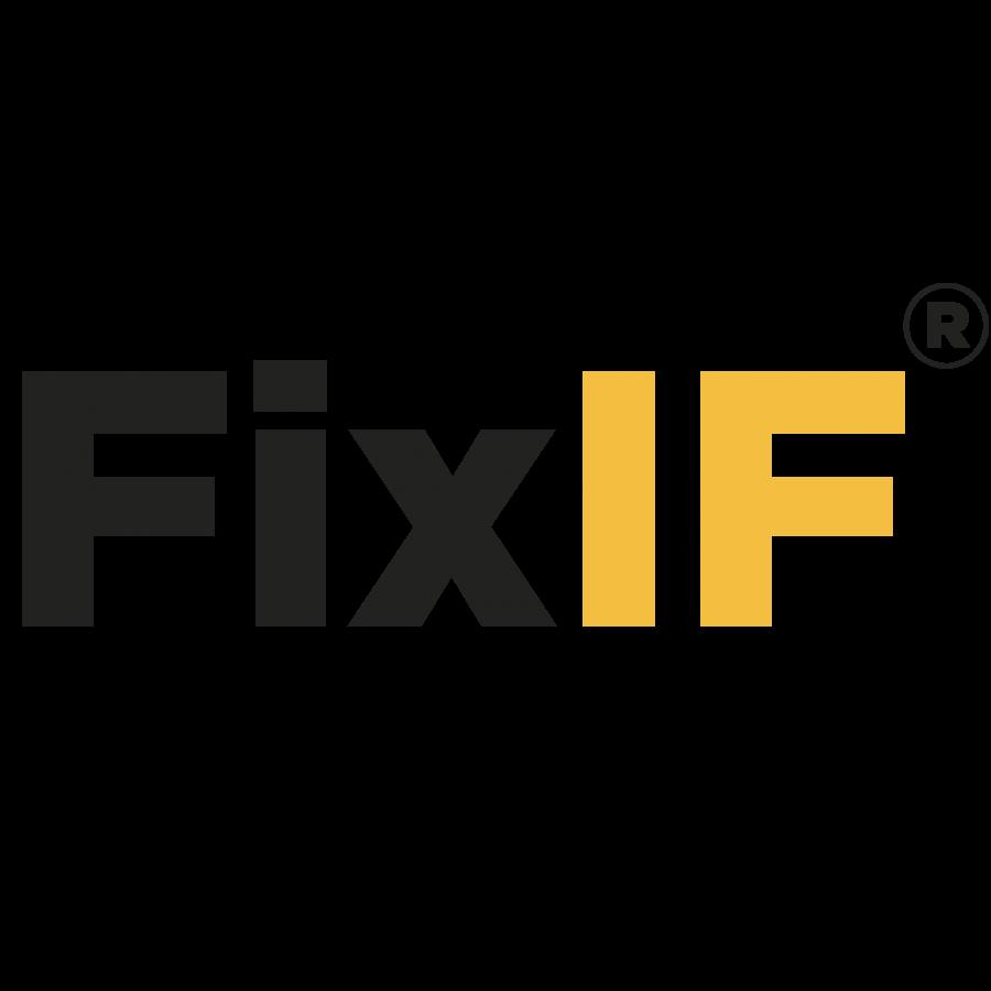 FixIF Logo 900