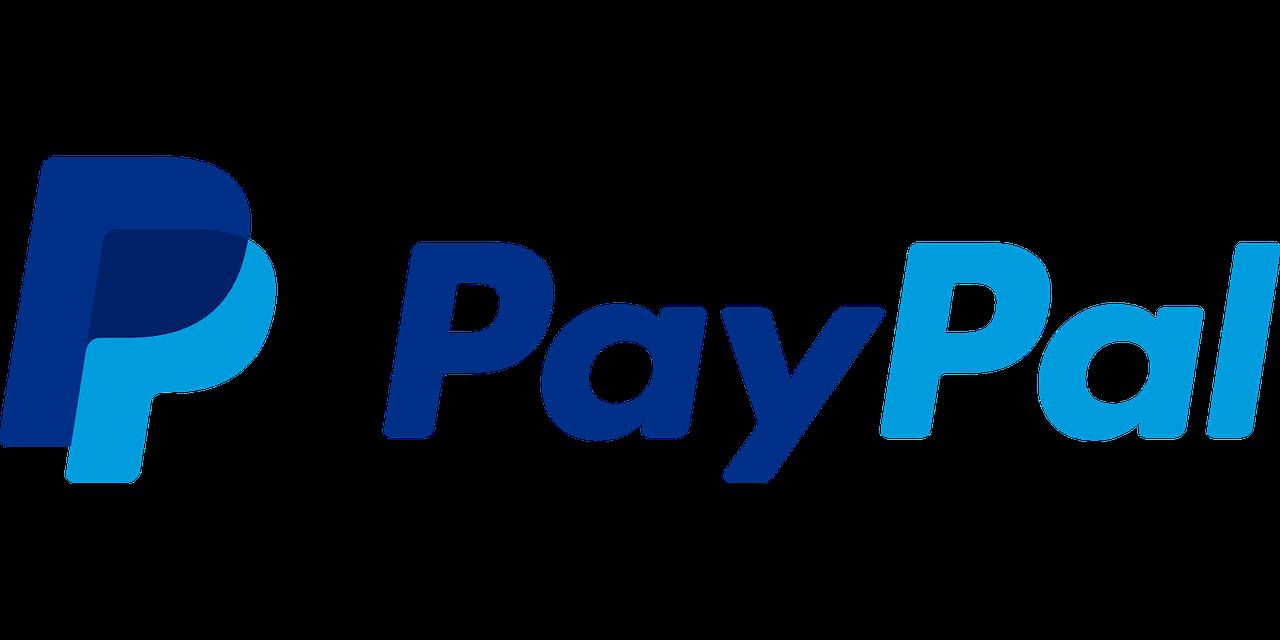 PayPal logo at Fixif