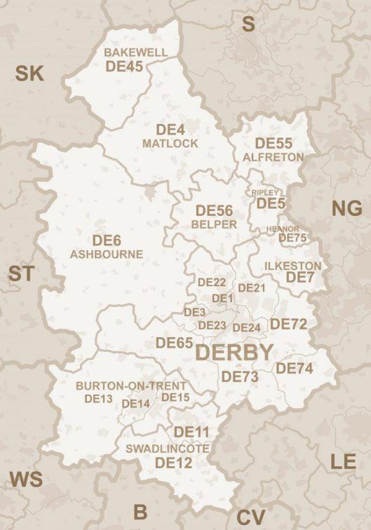 DE_postcode_area_map